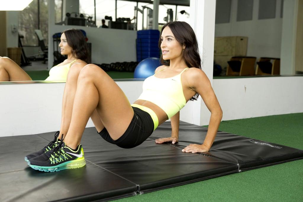 Choose Full-Body Exercises