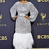 Tracee Ellis Ross Wore Chanel to the 2017 Emmy Awards