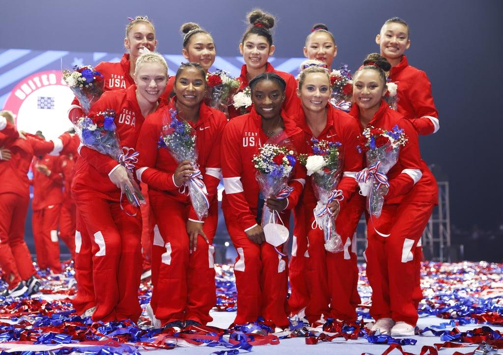 Meet the 2021 US Women's Olympic Gymnastics Team