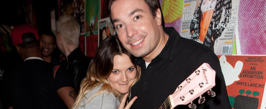 Drew Barrymore and Jimmy Fallon's Cutest Friendship Moments