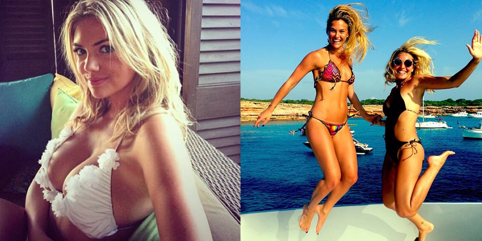 Bikinis, Birthdays, and More of the Week's Cute Celebrity Candids