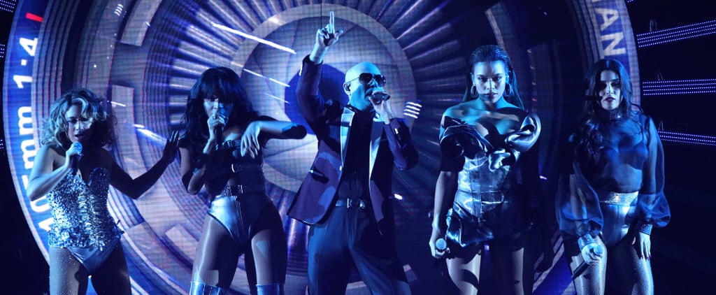"Pitbull and Fifth Harmony Song ""Por Favor"""