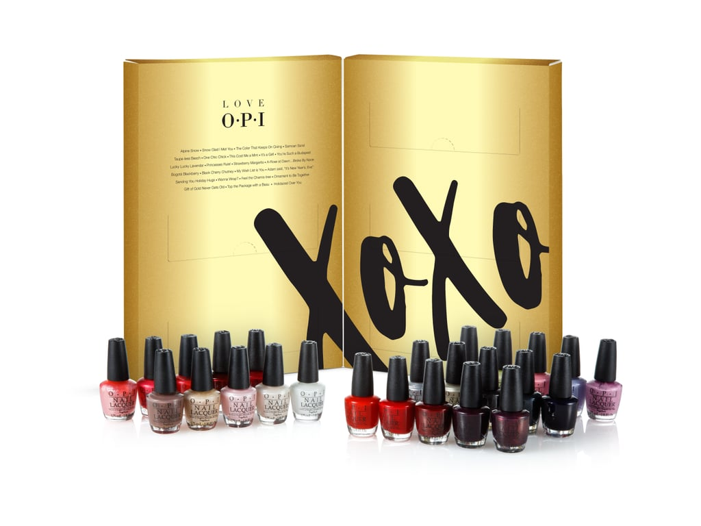 OPI Holiday XOXO Mini 25 Pack | Beauty Gifts Under $50 in 2018 ...