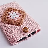 Pink Crochet iPhone Cozy ($15)