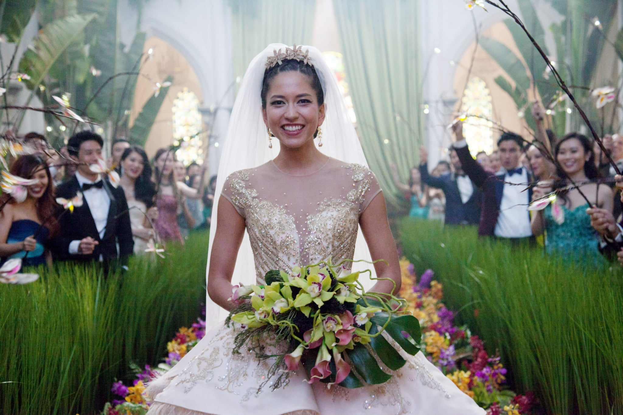 Best Costume Design Crazy Rich Asians Definitely Has Oscar Potential 5 Categories It Could Win Popsugar Entertainment Photo 5