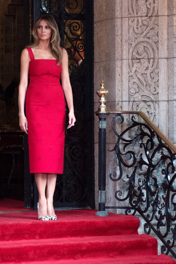 Melania Trump Best Looks 2017 Popsugar Fashion
