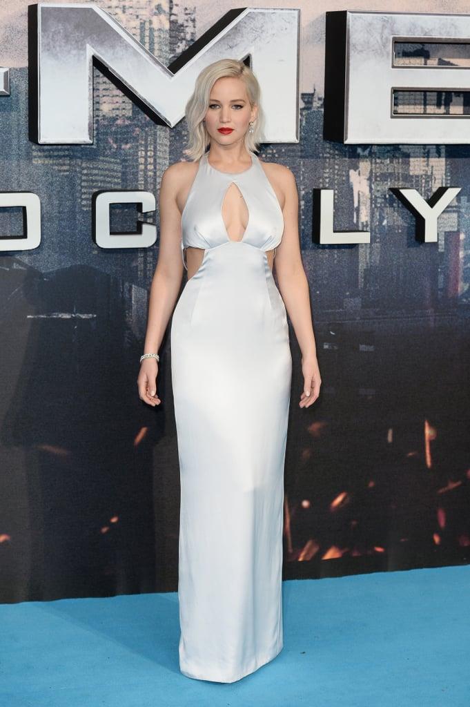 Jennifer Lawrence X-Men Apocalypse Red Carpet Style