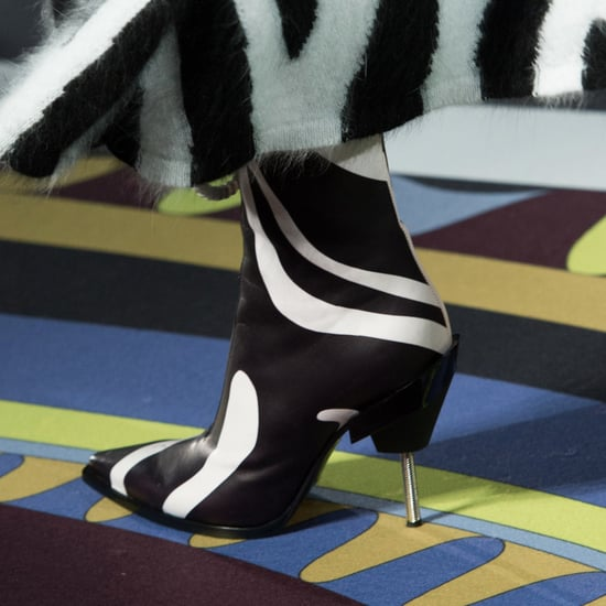 Best Runway Shoes at Milan Fashion Week Fall 2017