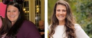 Amazing 138-Pound Weight Watchers Weight-Loss Transformation
