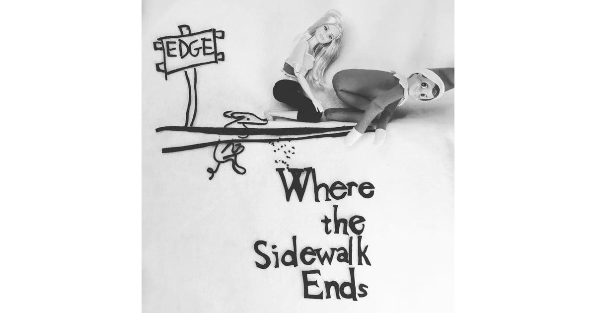 Shel Silverstein Halloween: Shel Silverstein's Where The Sidewalk Ends