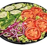Subway: Veggie Delite Salad