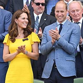 Best Pictures of Prince William and Kate Middleton 2018