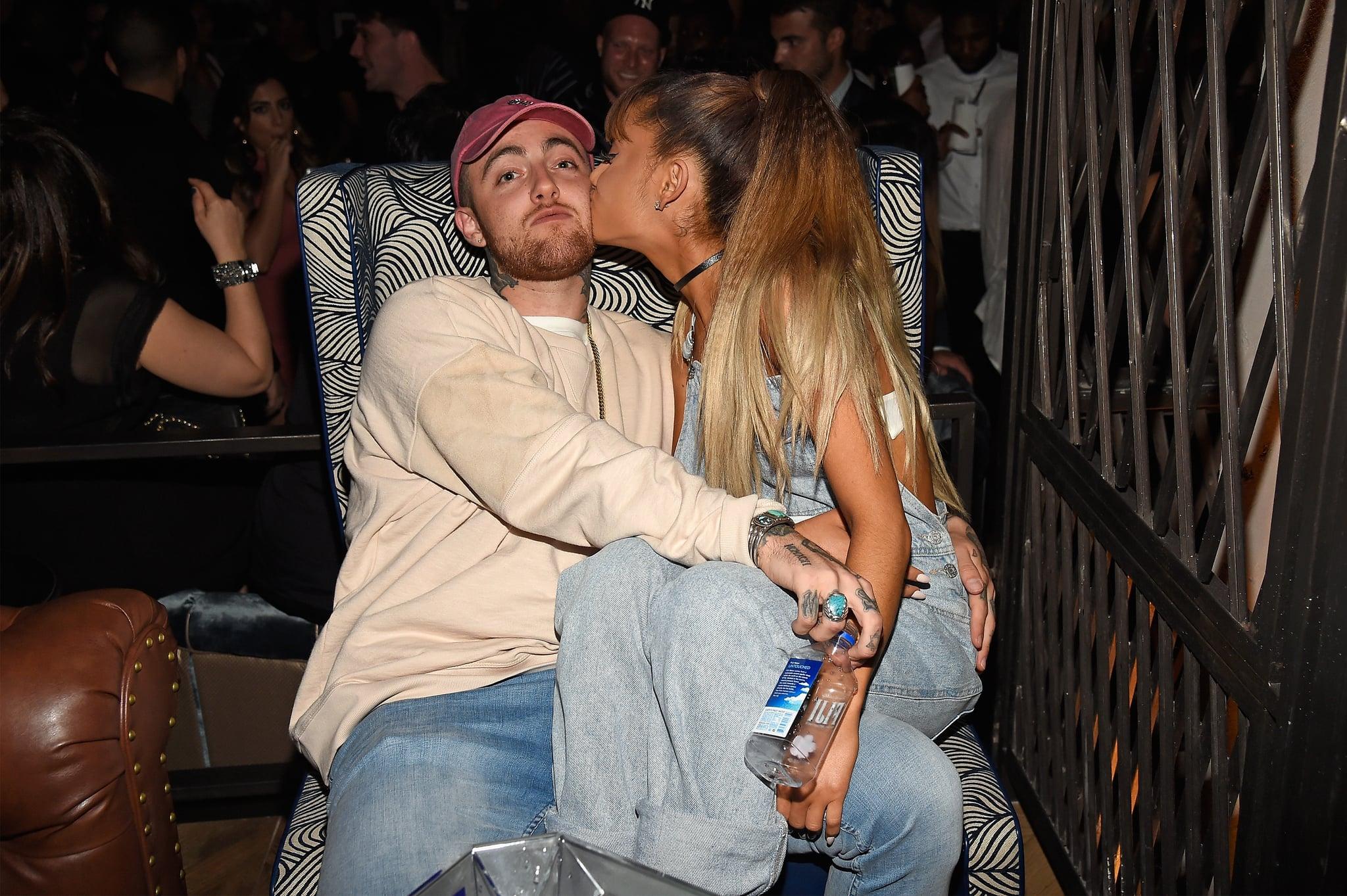 Ariana who dating is Ariana Grande