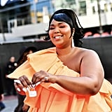 Lizzo at the 2019 American Music Awards
