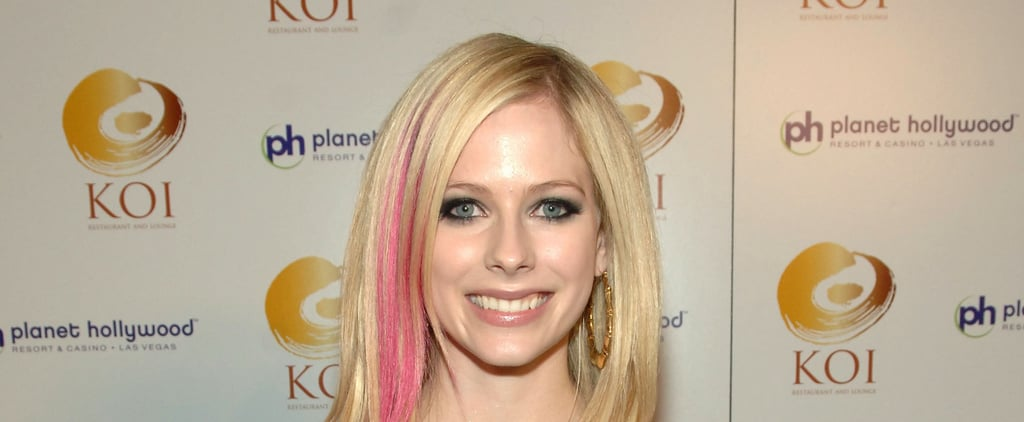 Avril Lavigne Best Beauty Looks