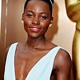 Lupita Nyong'o at 2014 Oscars