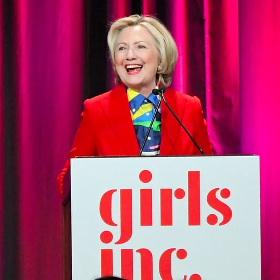 Hillary Clinton's Speech at Champion For Girls Lunch NYC