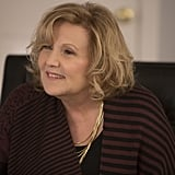 Brenda Vaccaro (Plays Claire Rogers)