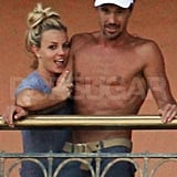 Britney was so cute with Jason while in Hawaii in August 2009.