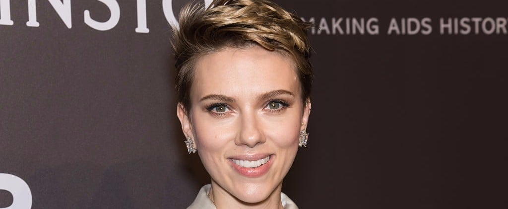 Is Scarlett Johansson Dating Again?
