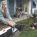 Agyness Deyn For Dr. Martens Collection