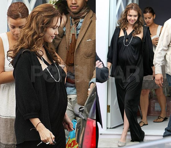 Images of Jessica Alba's Baby Shower