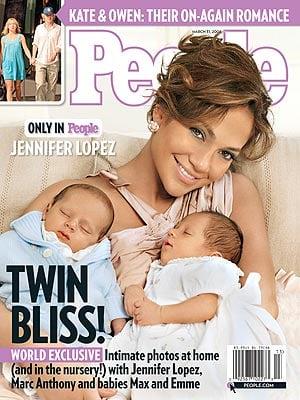 Jennifer Lopez Babies
