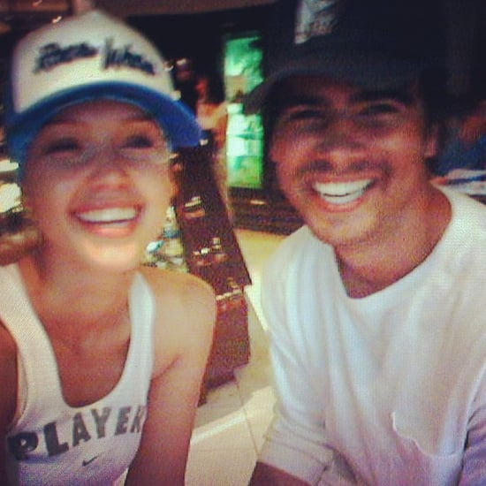 Cash Warren Anniversary Instagram For Jessica Alba