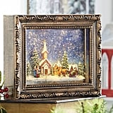Town Scene Picture Frame