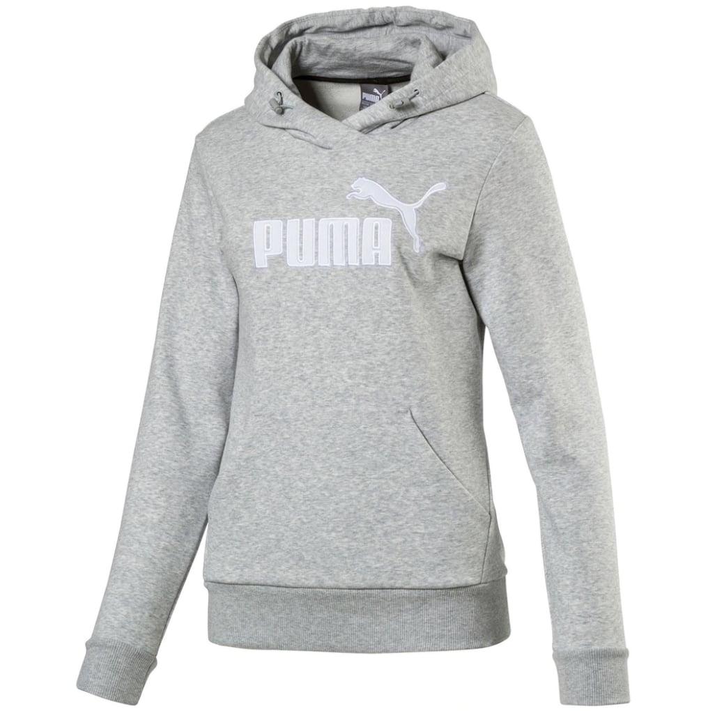 a56b8f4ebbb2 Puma Elevated Logo Graphic Hoodie