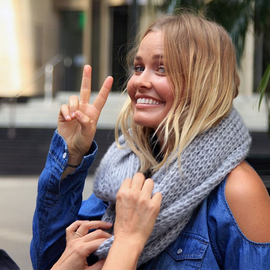 Exclusive: Behind the Scenes with Lara Bingle for Cotton On