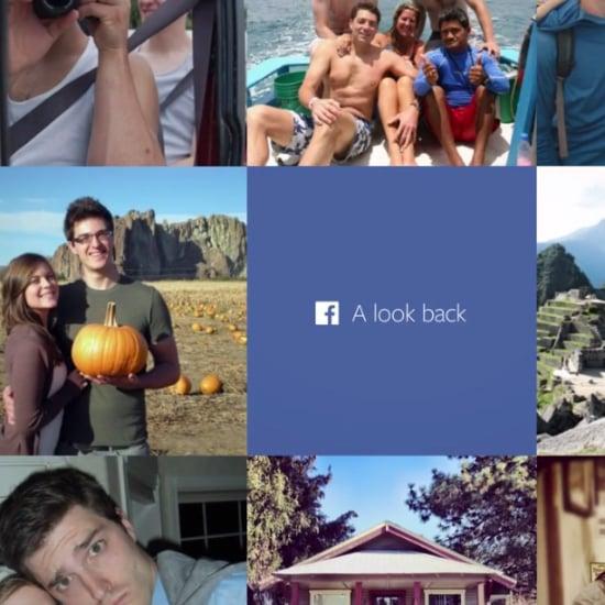 Make Facebook Look Back Video