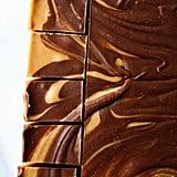 Chocolate Peanut Butter Swirl Fudge