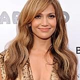 Jennifer Lopez's Caramel Waves