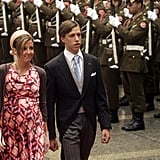 Princess Tessy and Prince Louis of Luxembourg