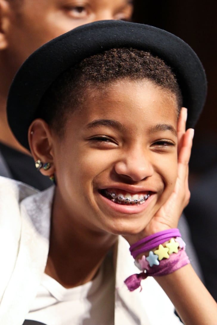 Again, Willow Rocks A Bowler Hat
