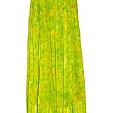 Wear this soft pleated cotton maxi with a crisp white button-down and espadrilles for a chic resort look. Roberto Cavalli Printed Cotton Maxi Skirt ($1,965)