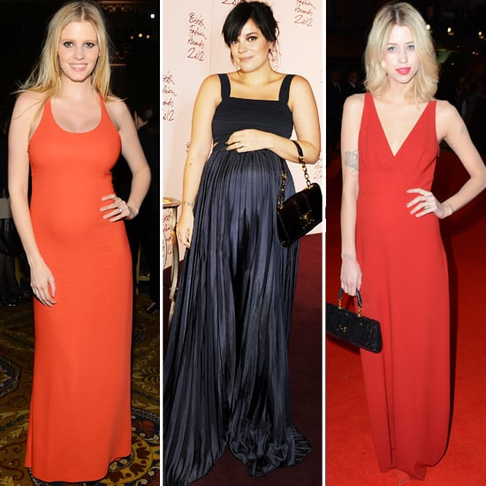 Which of These Ladies is the Most Fashionable Whilst Pregnant?