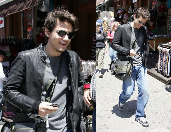 Did You Hear The One About John Mayer the Comedian?