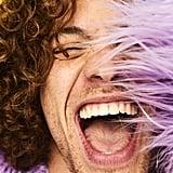 Mood-Boosting Hue: Purple Nail Polish