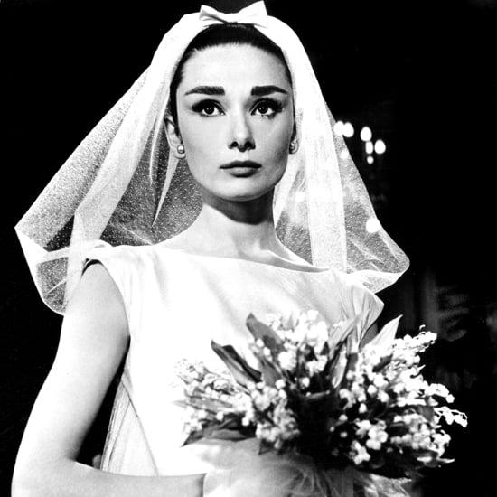 Audrey Hepburn Funny Face Wedding Dress 50 Superb