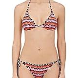 Missoni Mare Rib-Knit Bikini