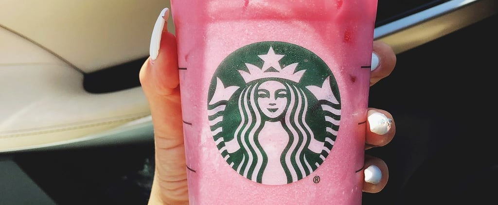 Starbucks Keto Pink Drink