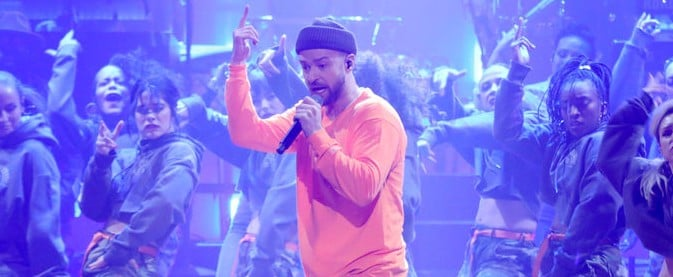 Justin Timberlake Quotes About Prince at 2018 Halftime Show