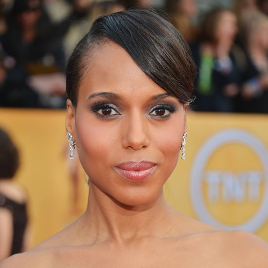 Kerry Washington: SAG Awards Hair 2013