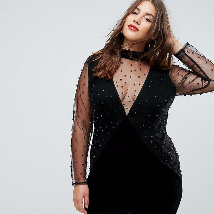cb3138a53e Plus-Size Holiday Dresses | POPSUGAR Fashion
