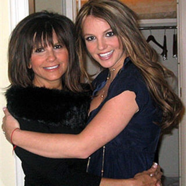 """Britney Spears honored her mom, Lynne, with a throwback photo, writing, """"To the woman who taught me everything I know about being a mom . . . Happy Mother's Day mom!"""" Source: Instagram user britneyspears"""