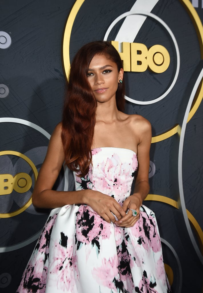 Zendaya at the 2019 Emmys Afterparty