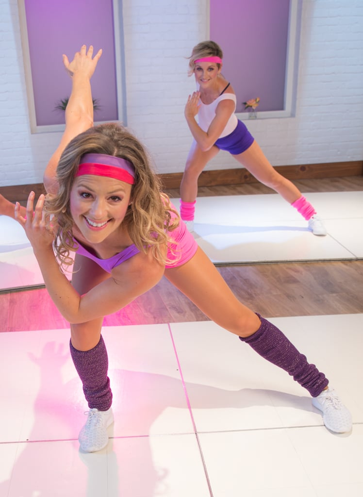 15-Minute '80s Aerobic Workout