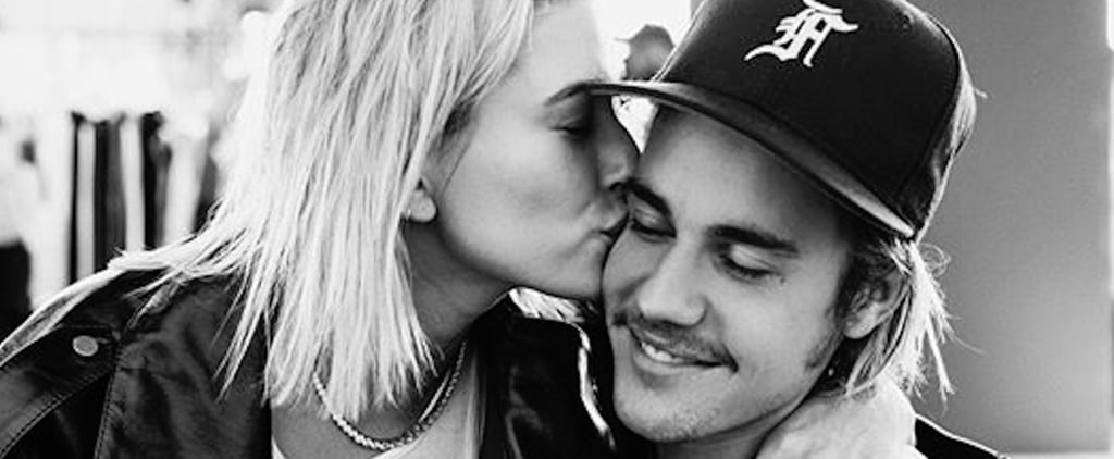 Justin Bieber Instagram Photo With Hailey Baldwin 2018